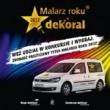 Zostań Malarzem Roku Dekoral 2012