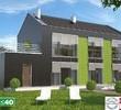 Pierwsze projekty domów jednorodzinnych w standardzie Saint-Gobain Multi-Comfort - LIPIŃSCY DOMY