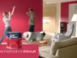 Poczuj, jak życie nabiera kolorów  ? nowa kampania reklamowa marki Dulux