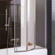 Dyskretna i komfortowa kąpiel za parawanem